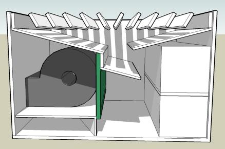 Comdowndraft Table Design : PDF Plan: Downdraft Sanding Table Designs – Woodworking Projects